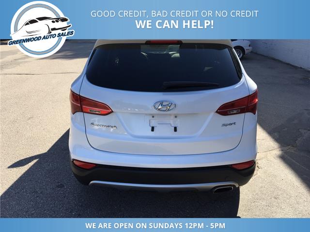 2013 Hyundai Santa Fe Sport 2.4 Base (Stk: 13-76785) in Greenwood - Image 7 of 17