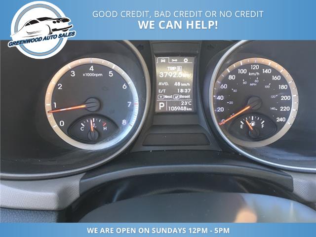 2013 Hyundai Santa Fe Sport 2.4 Base (Stk: 13-76785) in Greenwood - Image 10 of 17