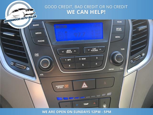 2013 Hyundai Santa Fe Sport 2.4 Base (Stk: 13-76785) in Greenwood - Image 13 of 17
