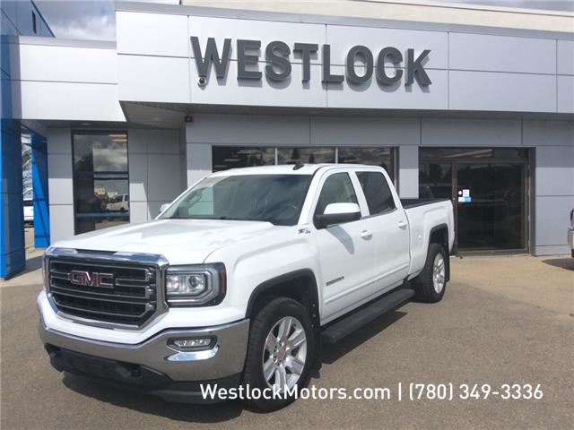 2016 GMC Sierra 1500 SLE (Stk: 19T187A) in Westlock - Image 1 of 14