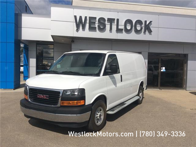 2017 GMC Savana 2500 Work Van (Stk: T1921) in Westlock - Image 1 of 22