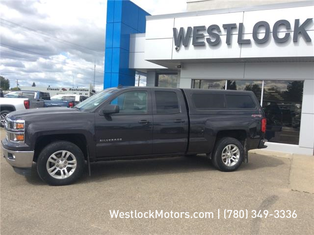 2014 Chevrolet Silverado 1500  (Stk: 19T15A) in Westlock - Image 2 of 14