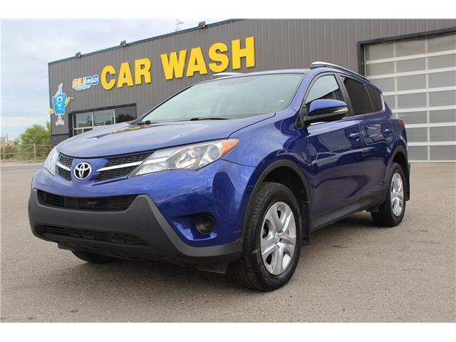 2014 Toyota RAV4 LE (Stk: P1719) in Regina - Image 1 of 18