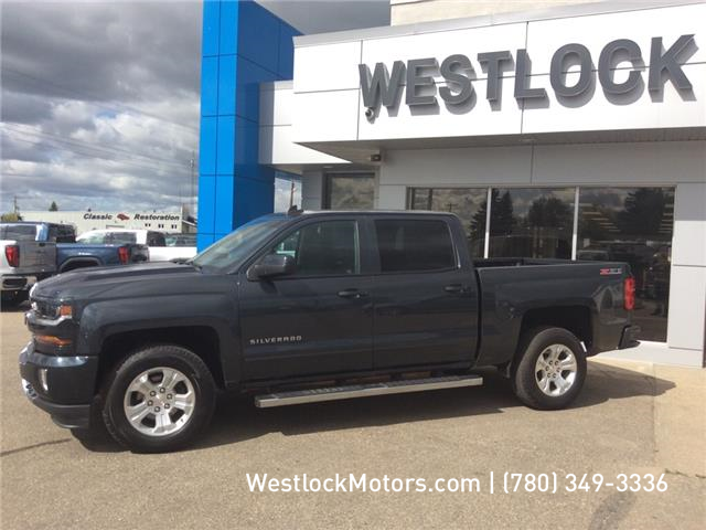 2017 Chevrolet Silverado 1500  (Stk: 19T68A) in Westlock - Image 2 of 14