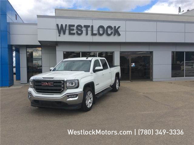 2016 GMC Sierra 1500 SLE (Stk: 19T195A) in Westlock - Image 1 of 14