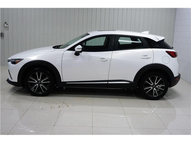 2016 Mazda CX-3 GT (Stk: M18180A) in Sault Ste. Marie - Image 3 of 19