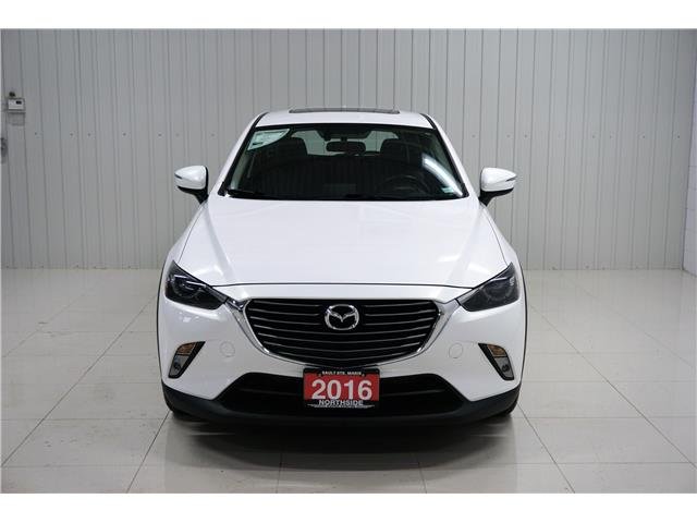 2016 Mazda CX-3 GT (Stk: M18180A) in Sault Ste. Marie - Image 2 of 19