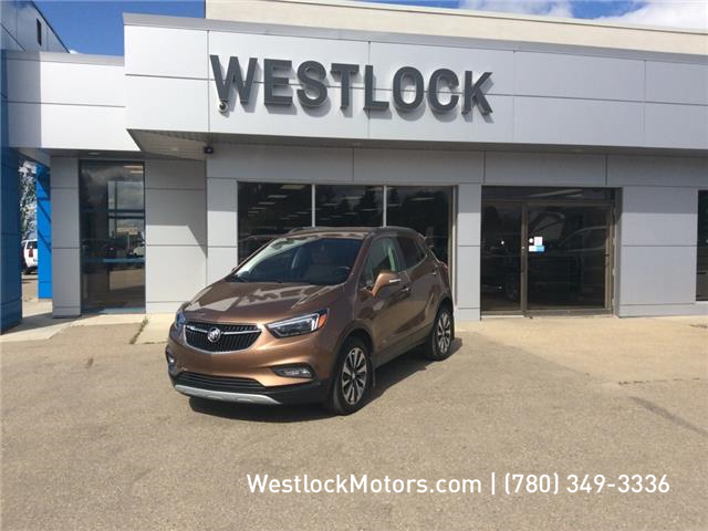 2017 Buick Encore Essence (Stk: 19T53X) in Westlock - Image 1 of 14