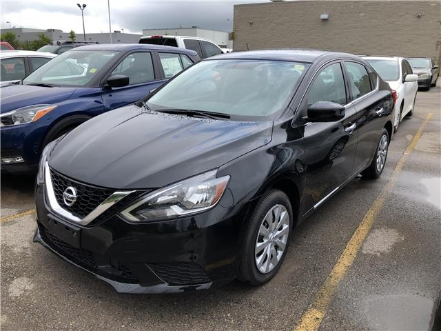 2019 Nissan Sentra 1.8 SV (Stk: C19027) in London - Image 1 of 5