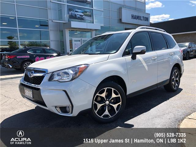 2015 Subaru Forester 2.0XT Touring (Stk: 1500881) in Hamilton - Image 1 of 32