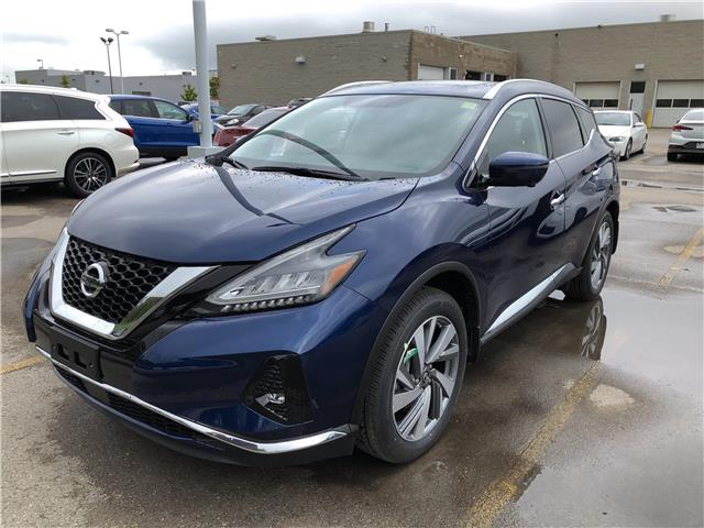 2019 Nissan Murano SL (Stk: L19050) in London - Image 1 of 5