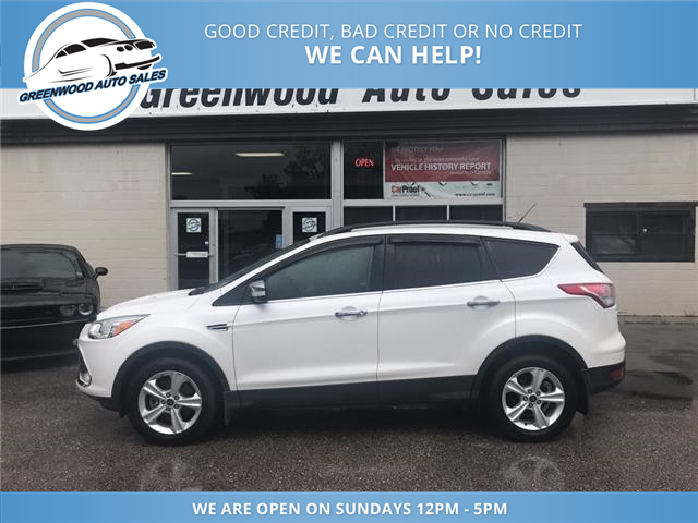 2015 Ford Escape SE (Stk: 15-52508) in Greenwood - Image 1 of 14