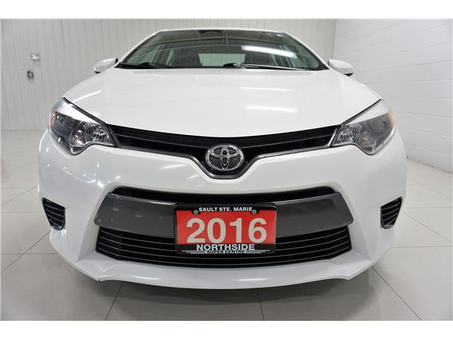 2016 Toyota Corolla LE (Stk: A19057A) in Sault Ste. Marie - Image 2 of 19