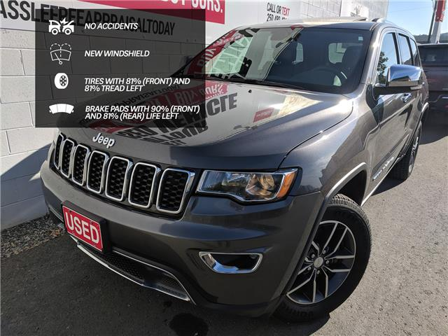 2018 Jeep Grand Cherokee Limited (Stk: H32993A) in North Cranbrook - Image 1 of 14