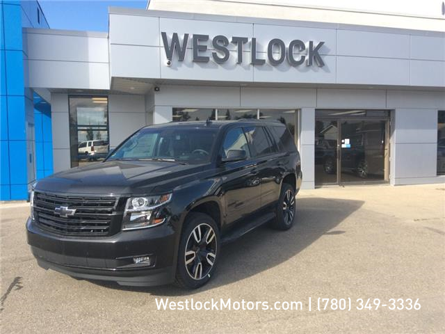 2020 Chevrolet Tahoe Premier (Stk: 20T6) in Westlock - Image 1 of 14