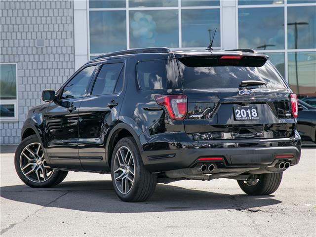 2018 Ford Explorer Sport (Stk: 1HL199) in Hamilton - Image 2 of 30