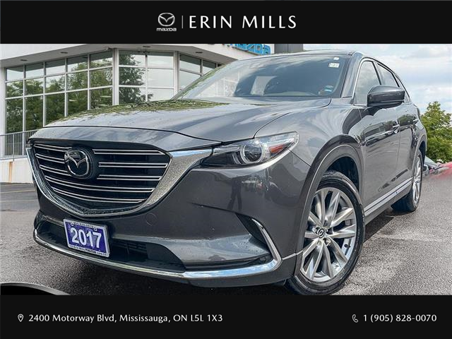 2017 Mazda CX-9 Signature (Stk: 19-0771A) in Mississauga - Image 1 of 24