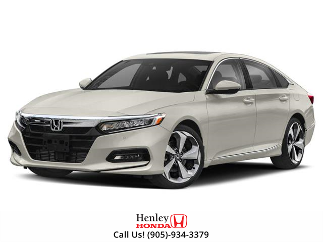 2019 Honda Accord Touring 2.0T (Stk: H18503) in St. Catharines - Image 1 of 9