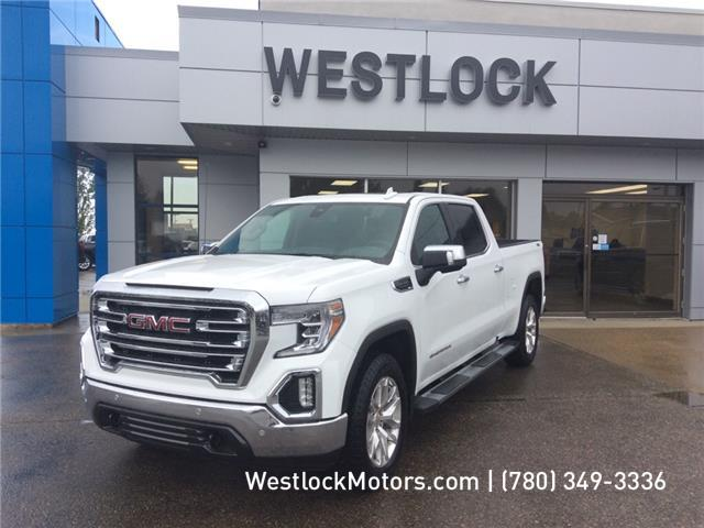 2019 GMC Sierra 1500 SLT (Stk: 19T262) in Westlock - Image 1 of 14