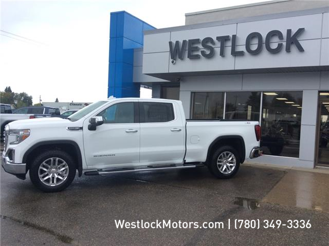 2019 GMC Sierra 1500 SLT (Stk: 19T262) in Westlock - Image 2 of 14