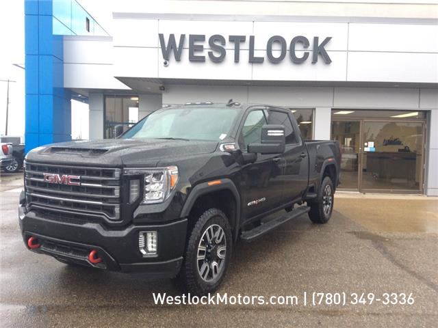 2020 GMC Sierra 3500HD AT4 (Stk: 20T8) in Westlock - Image 1 of 14