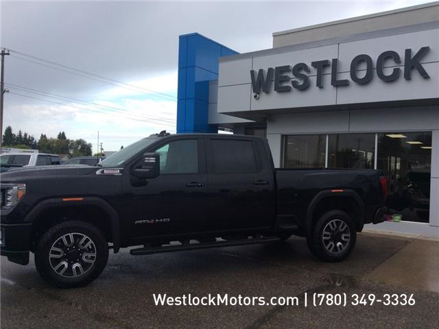 2020 GMC Sierra 3500HD AT4 (Stk: 20T8) in Westlock - Image 2 of 14
