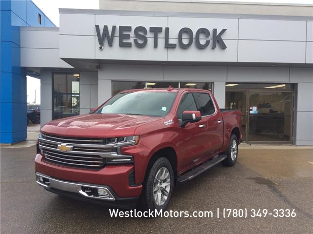 2019 Chevrolet Silverado 1500 High Country (Stk: 19T255) in Westlock - Image 1 of 14
