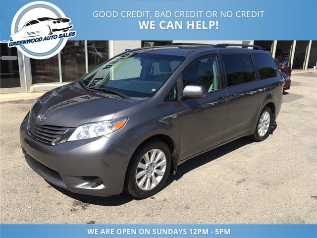 2016 Toyota Sienna LE 7 Passenger (Stk: 16-30329) in Greenwood - Image 2 of 19