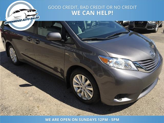 2016 Toyota Sienna LE 7 Passenger (Stk: 16-30329) in Greenwood - Image 4 of 19