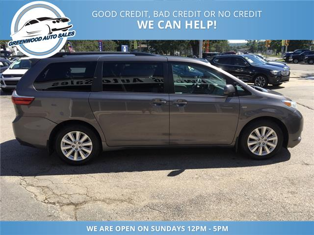 2016 Toyota Sienna LE 7 Passenger (Stk: 16-30329) in Greenwood - Image 5 of 19