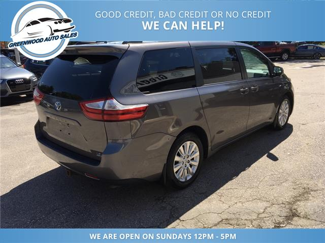 2016 Toyota Sienna LE 7 Passenger (Stk: 16-30329) in Greenwood - Image 6 of 19
