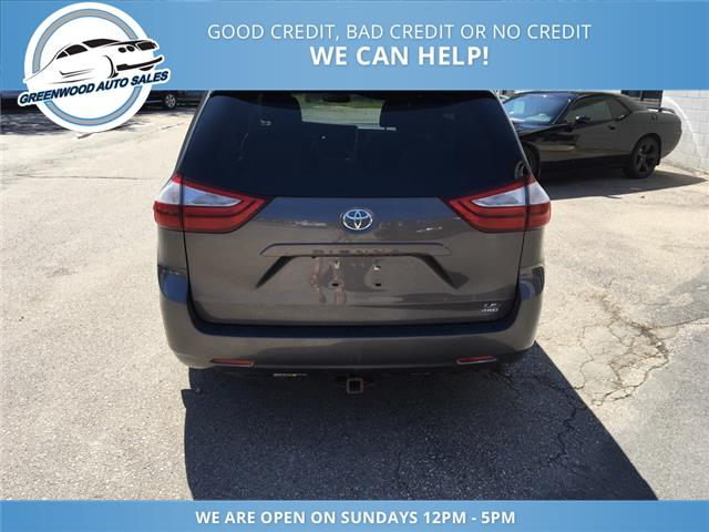 2016 Toyota Sienna LE 7 Passenger (Stk: 16-30329) in Greenwood - Image 7 of 19
