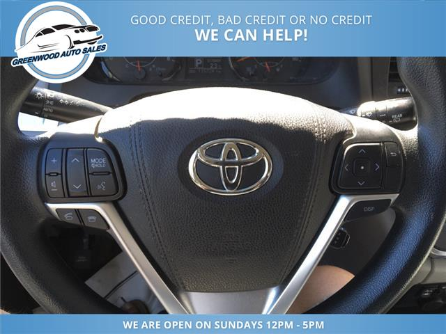 2016 Toyota Sienna LE 7 Passenger (Stk: 16-30329) in Greenwood - Image 11 of 19