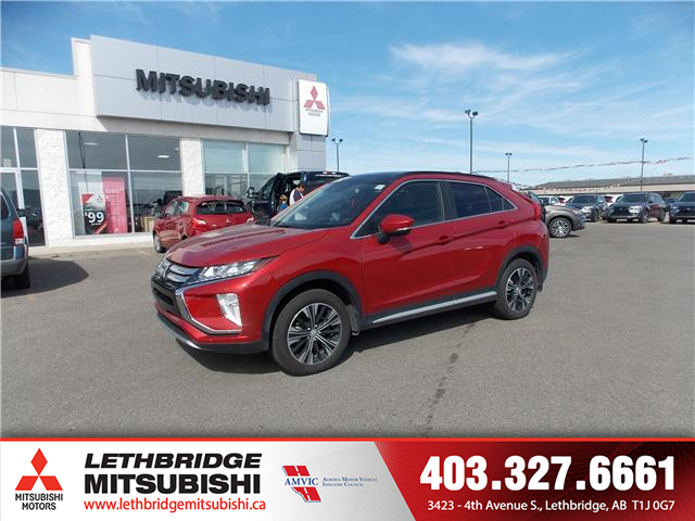 2018 Mitsubishi Eclipse Cross GT (Stk: 8T620544A) in Lethbridge - Image 1 of 15