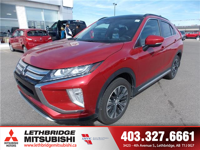 2018 Mitsubishi Eclipse Cross GT (Stk: 8T620544A) in Lethbridge - Image 2 of 15