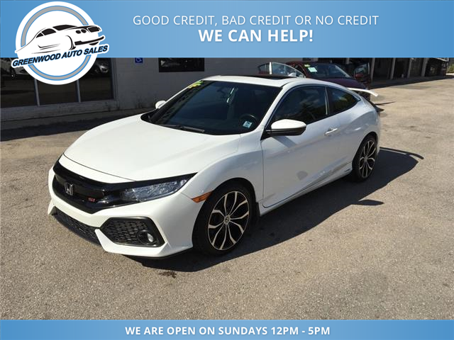 2017 Honda Civic Si (Stk: 17-20508) in Greenwood - Image 2 of 15
