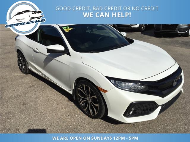 2017 Honda Civic Si (Stk: 17-20508) in Greenwood - Image 4 of 15
