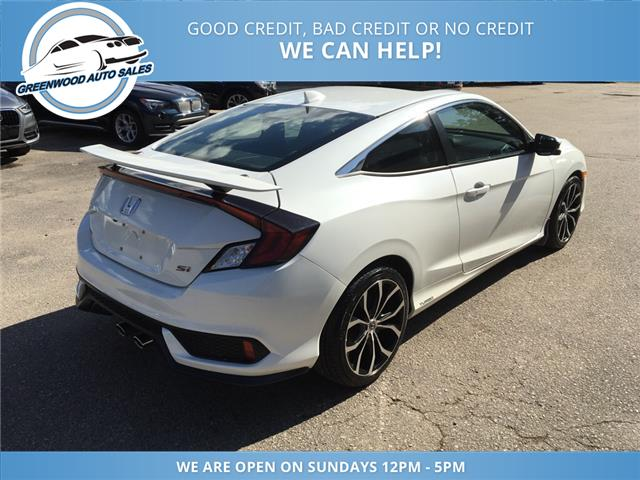 2017 Honda Civic Si (Stk: 17-20508) in Greenwood - Image 6 of 15