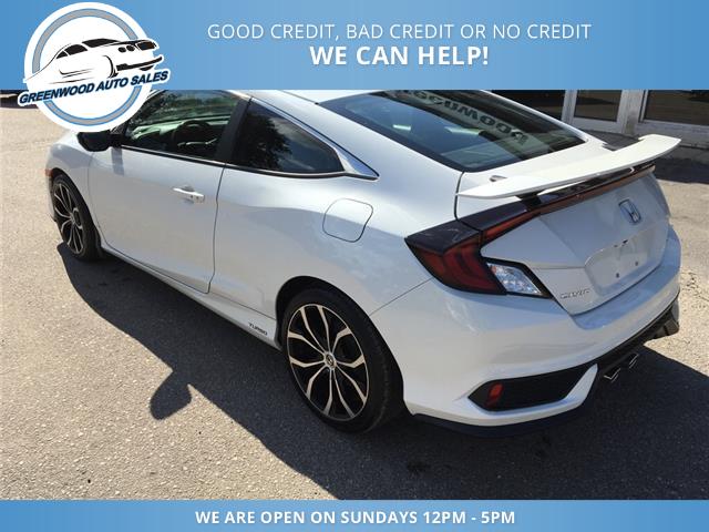2017 Honda Civic Si (Stk: 17-20508) in Greenwood - Image 8 of 15