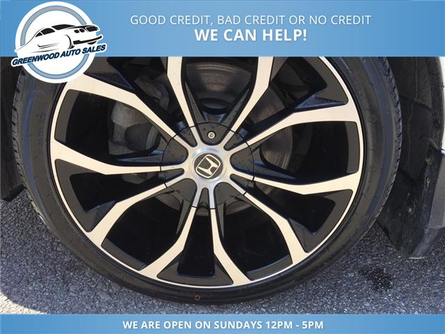 2017 Honda Civic Si (Stk: 17-20508) in Greenwood - Image 9 of 15