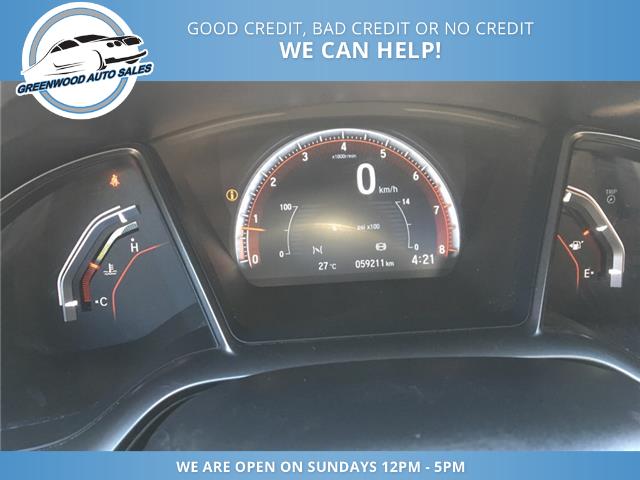 2017 Honda Civic Si (Stk: 17-20508) in Greenwood - Image 10 of 15