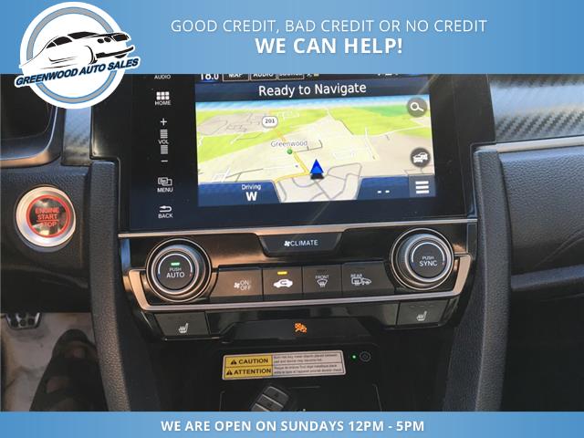 2017 Honda Civic Si (Stk: 17-20508) in Greenwood - Image 12 of 15