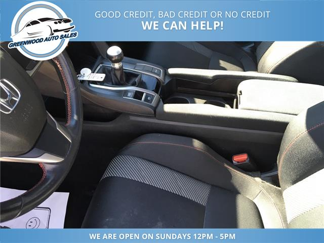 2017 Honda Civic Si (Stk: 17-20508) in Greenwood - Image 15 of 15