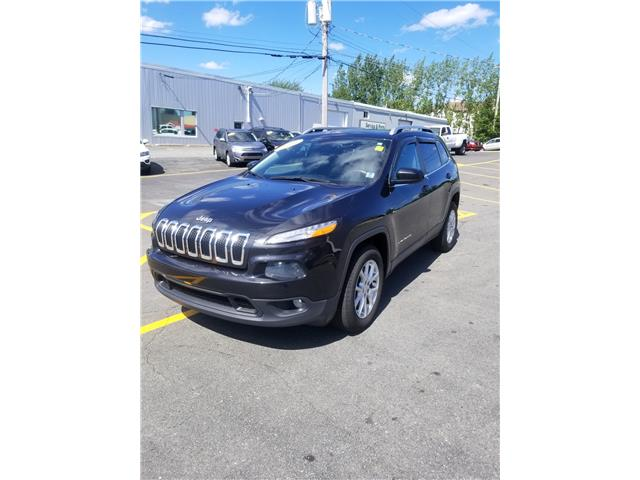 2014 Jeep Cherokee Latitude 4WD (Stk: p19-219) in Dartmouth - Image 1 of 24