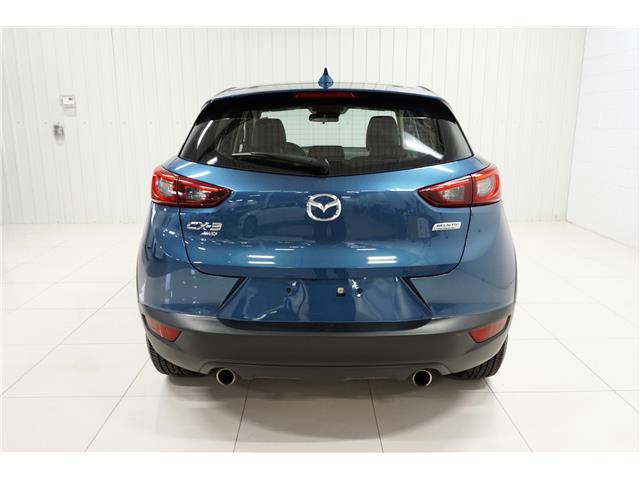 2018 Mazda CX-3 GS (Stk: T19110A) in Sault Ste. Marie - Image 5 of 21