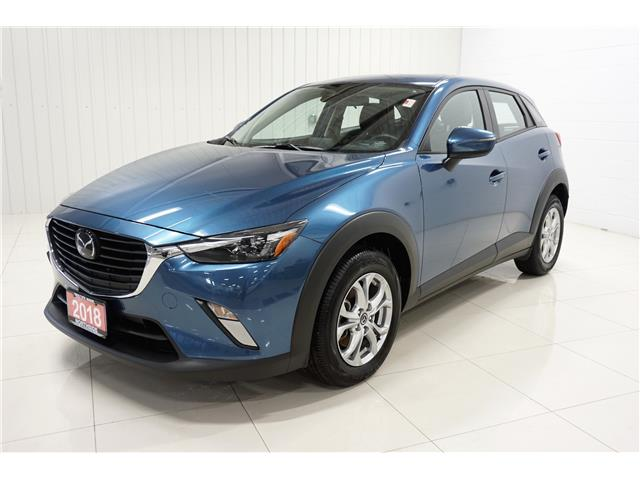 2018 Mazda CX-3 GS (Stk: T19110A) in Sault Ste. Marie - Image 1 of 21