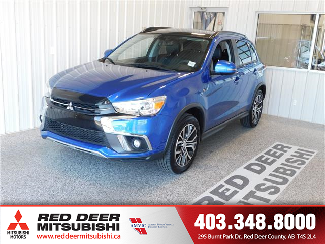 2018 Mitsubishi RVR  (Stk: L8522A) in Red Deer County - Image 1 of 15