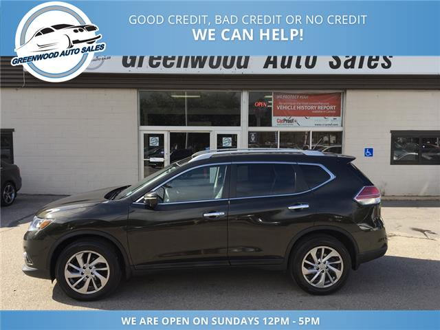 2015 Nissan Rogue SL (Stk: 15-73187) in Greenwood - Image 1 of 19
