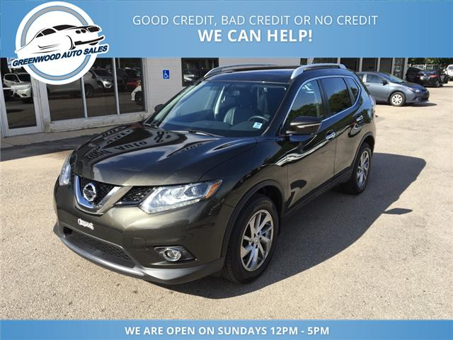 2015 Nissan Rogue SL (Stk: 15-73187) in Greenwood - Image 2 of 19