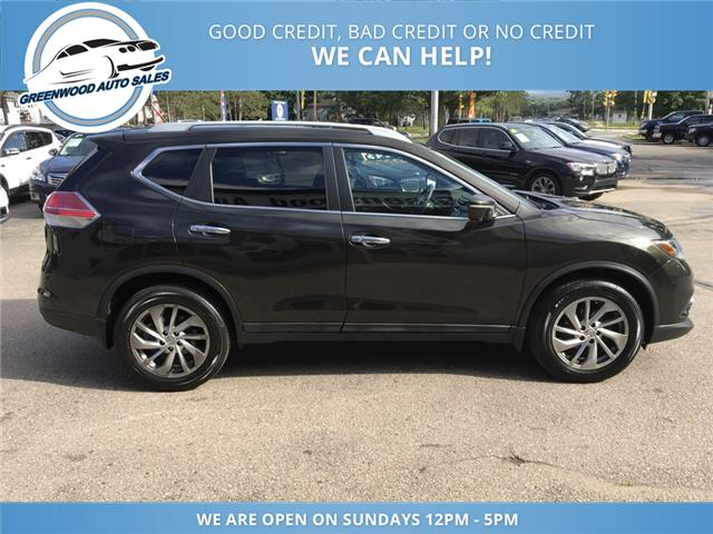 2015 Nissan Rogue SL (Stk: 15-73187) in Greenwood - Image 5 of 19